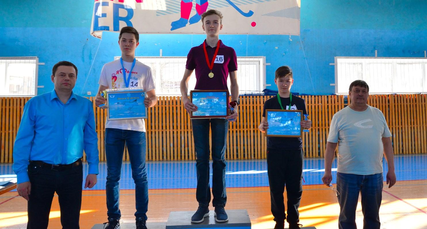 Открытые соревнования г.Ачинска в классе F1N